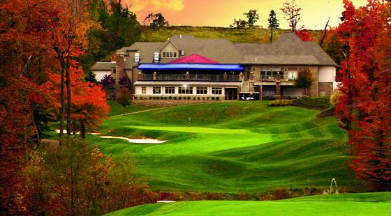 Golf course in Pennsylvania