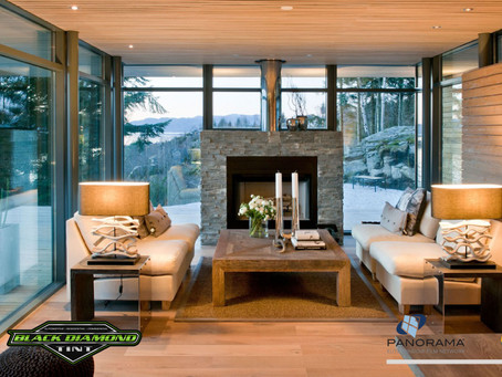 Low-E Window Film for year round comfort