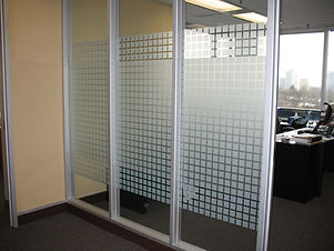 Frosted privacy film Allentown PA