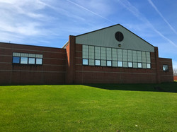 Bethlehem Community Center window