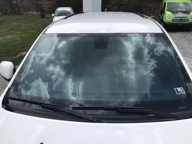 Windshield tinting in PA