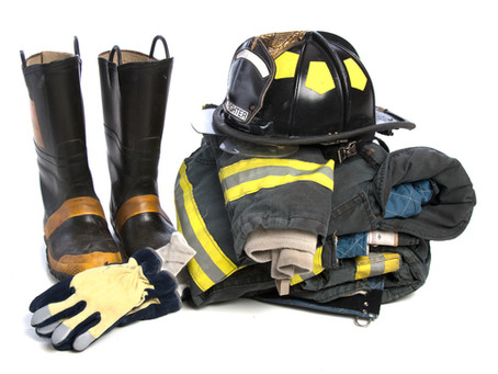 Protect firefighter gear from damaging UV exposure