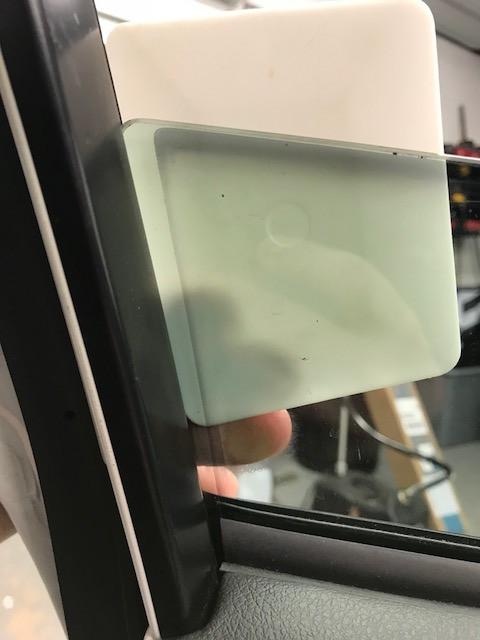 Bad window tinting