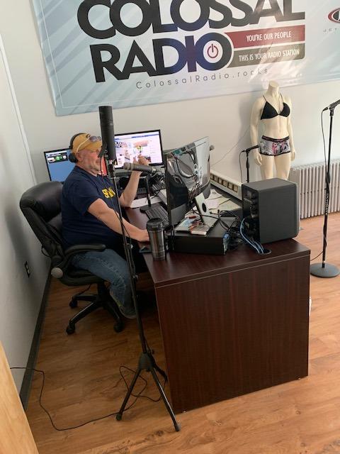 Doc Roberts Colossal Radio