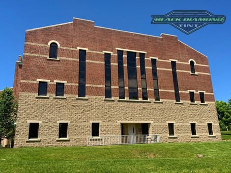 College Campus Window Tinting: Penn State Schuylkill