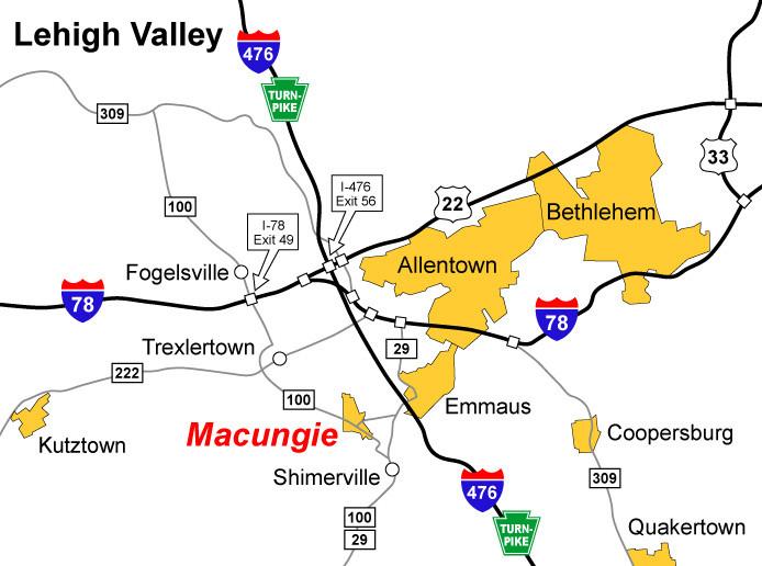Lehigh Valley Window Film Locator
