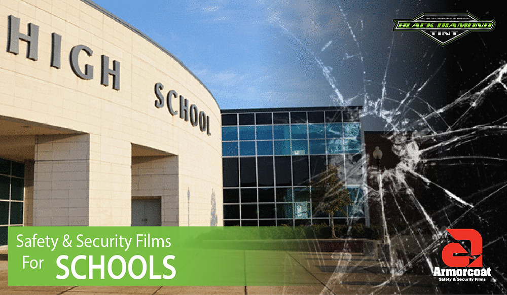School Safety & Security Films for Protection