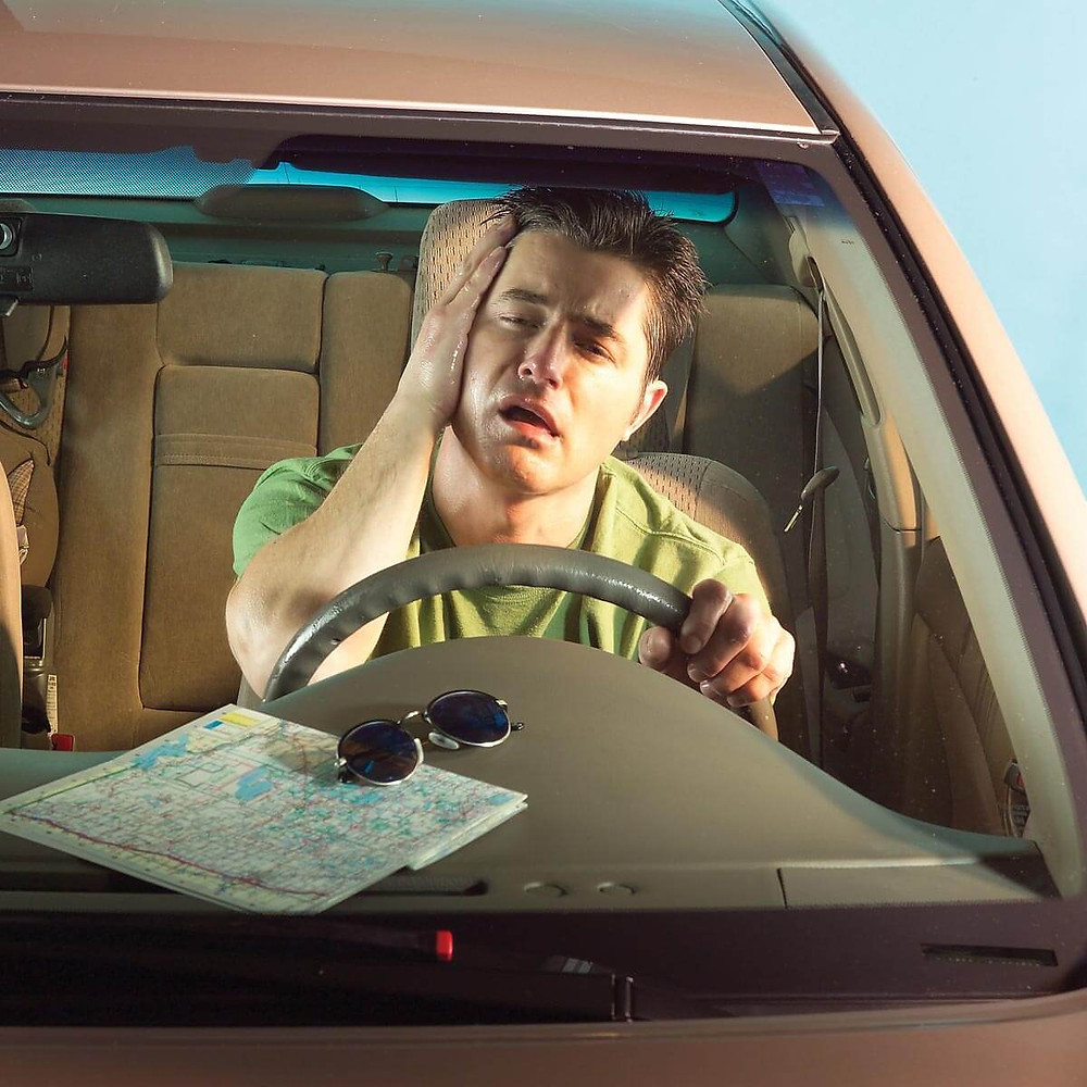 Staying cool in your car with tinted windows