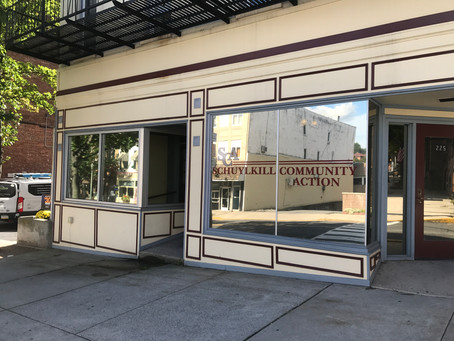 Schuylkill Community Action Buildings Get An Energy Efficient Upgrade