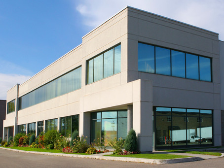 Window films designed for commercial buildings