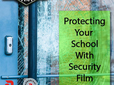 School Safety & Security Window Films Pennsylvania