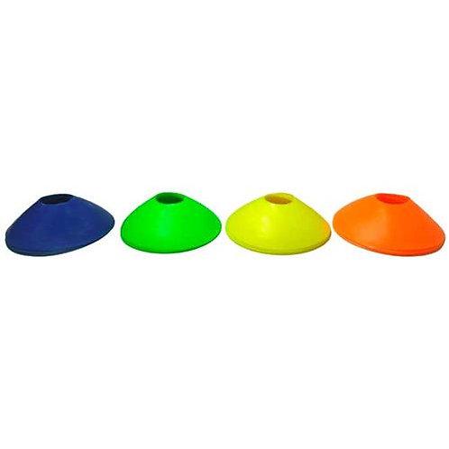 Mini Cone Para Treinamento Funcional - 20Un