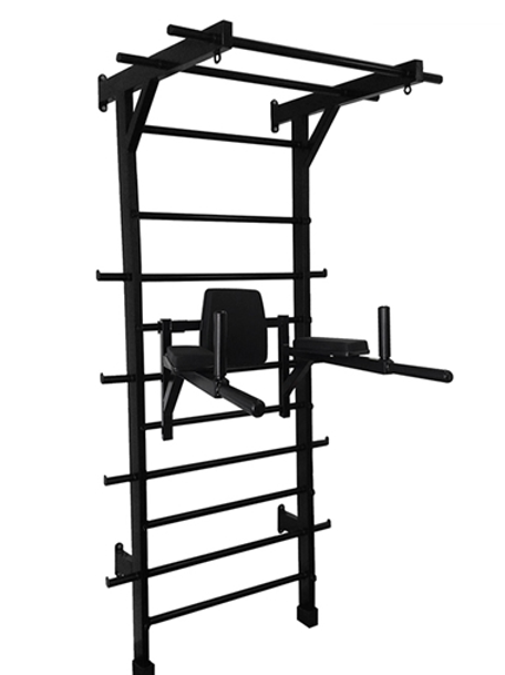 Espaldar de Aço Funcional + Barra Paralela