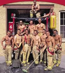 The fitness that keeps the firefighters going