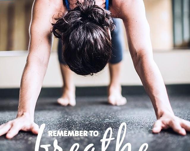 No regrets - secret: just remember to breathe!