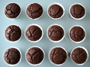 The Flourless Brownie Muffin I Crave