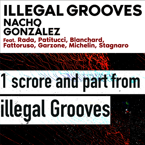 1 Score & Part from illegal Grooves Album