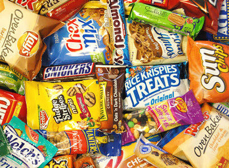 La cultura del snack