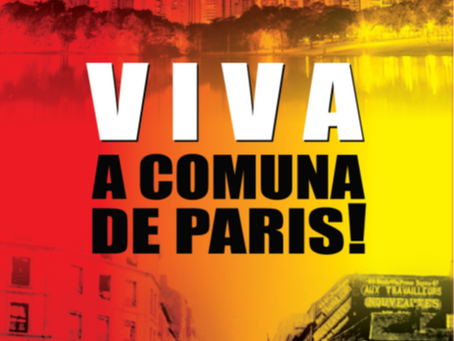 """Viver a Comuna de Paris - Trechos do prefácio de Pierre Leroy ao seu livro """"Viva a Comuna de Paris!"""""""
