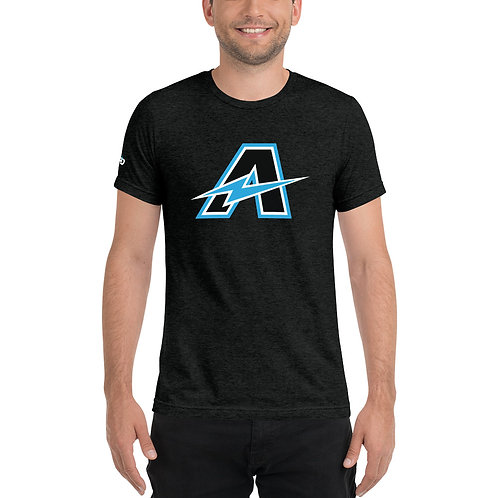 AMP'D | Bella+Canvas 2Print Tri-blend T-shirt