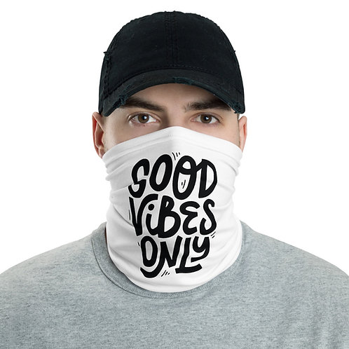 GOOD VIBES | Face & Neck Guard