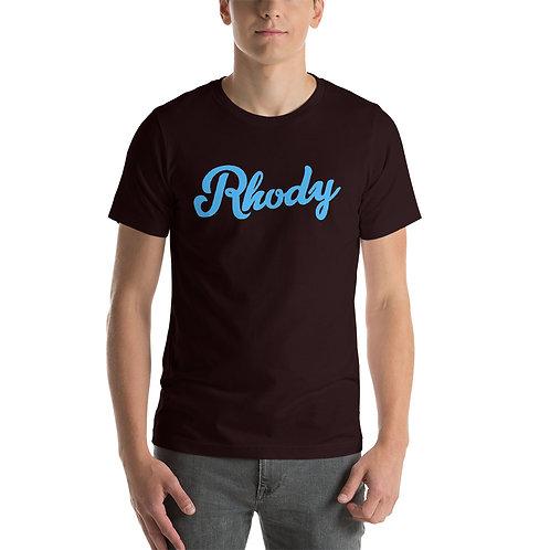 RHODY | Short-Sleeve Unisex Bella + Canvas T-Shirt