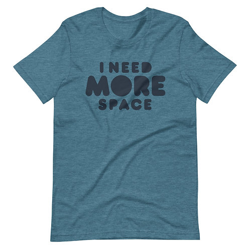 MORE SPACE | Unisex Premium T-Shirt Bella+Canvas