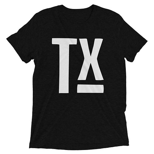 TX INTERSTATE | Unisex Bella+Canvas Tri-Blend Tee