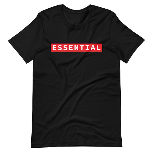 ESSENTIAL | Premium Unisex  Bella+Canvas T