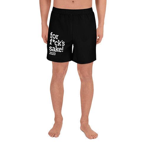 2020 | All-Over Print Men's Athletic Long Shorts
