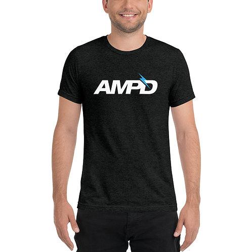 AMP'D | Bella+Canvas Tri-blend T-shirt
