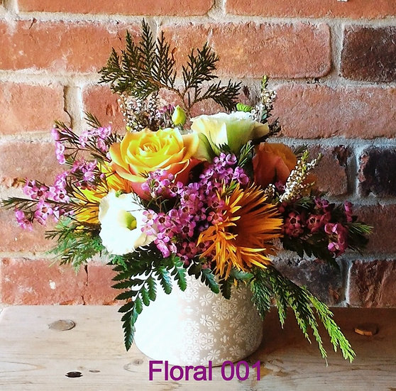 Floral Arrangements from