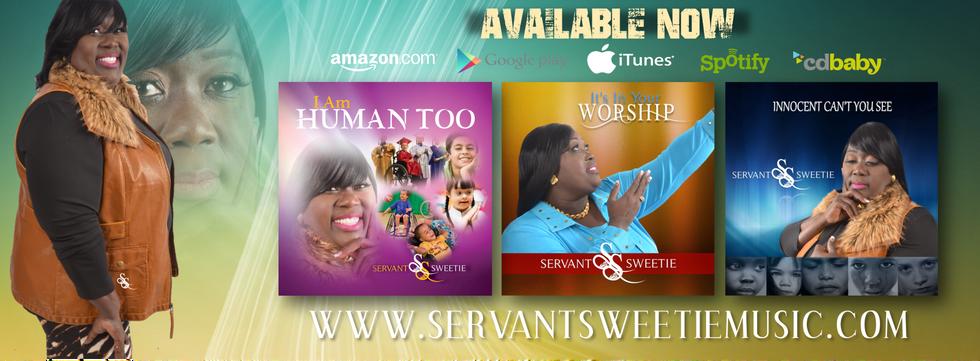 Servant Sweetie (CD Promo)