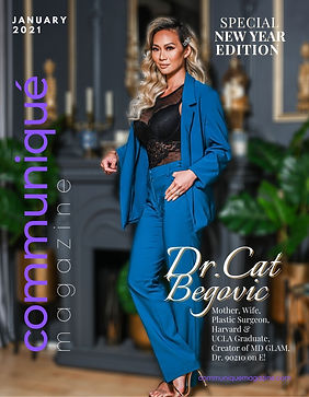 Communique Magazine Special New Year Edi