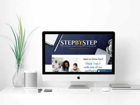 StepByStep Tutoring Enrichment Program