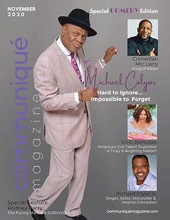 Communique Magazine Special Comedy Editi