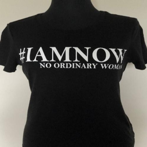 #IAMNOW -No Ordinary Woman