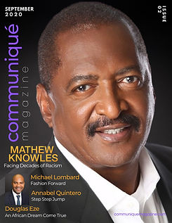 Communique Magazine Issue 2 SEP_KNOWLES.