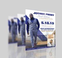 Joshua Proby Book Release Celebration