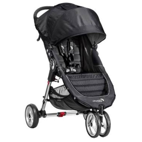 City Mini Stroller Single (max weight is 50 lbs)