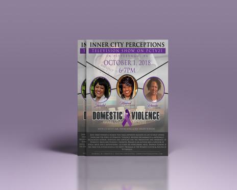 Domestic Violence Awareness (PCTV21)