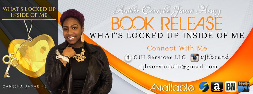 Canesha Henry (Book Promo)