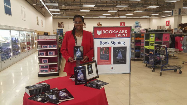 Book Signing in Germany