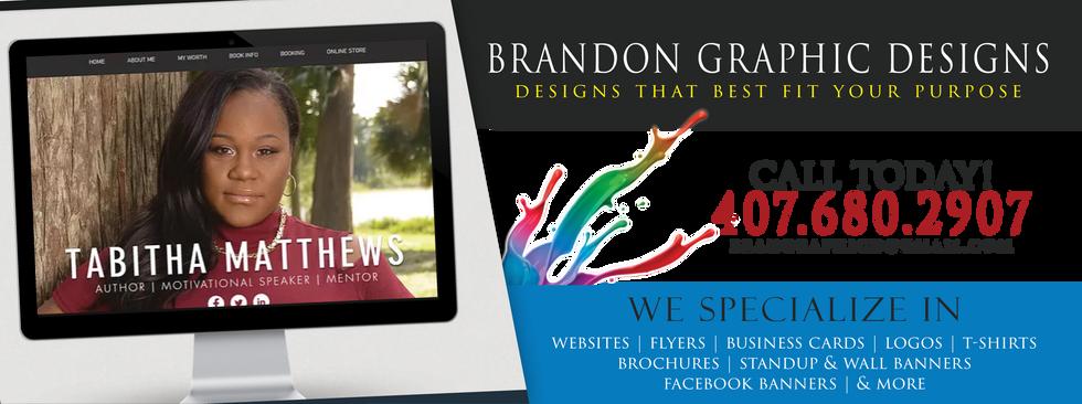 Brandon Graphic Designs