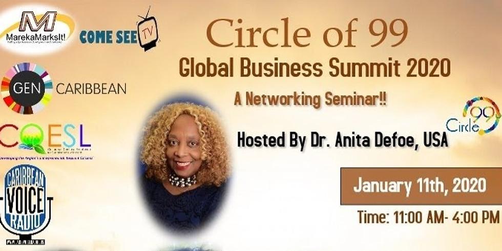 Circle of 99 Global Business Summit (Caribbean)