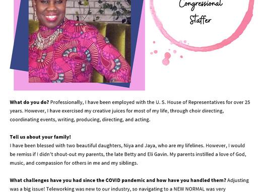 Wednesday's Woman October 7, 2020