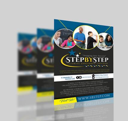 StepByStep Tutoring Enrichment Program