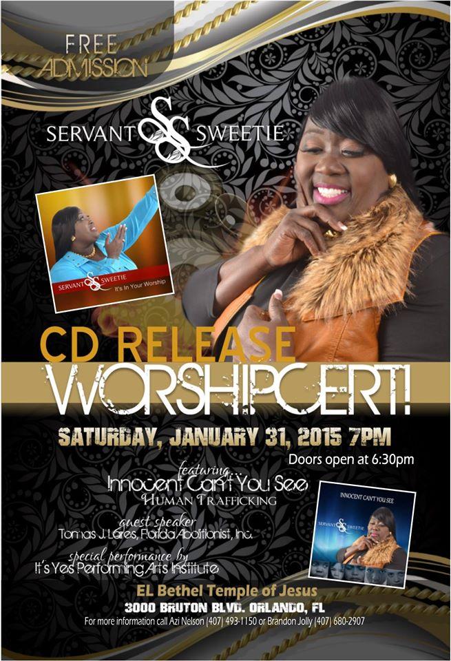 CD Release Worshipcert