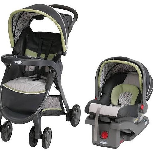 Travel System with car seat and base