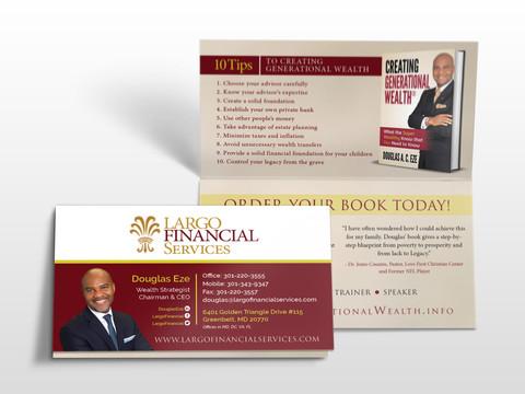 ouglas Eze (Largo Financial Service, LLC.)